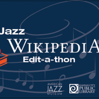 Jazz Wikipedia Edit-A-Thon