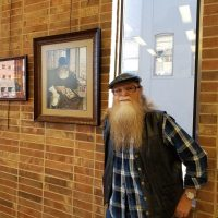 Watercolor Paintings by Dwayne presented by Kansas City, Kansas Public Library at ,