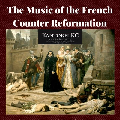 Music of the French Counter-Reformation