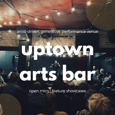 Uptown Arts Bar located in Kansas City MO