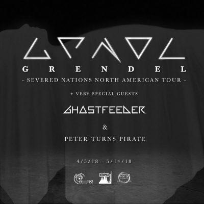 "Grendel ""Severed Nations Tour 2018"""