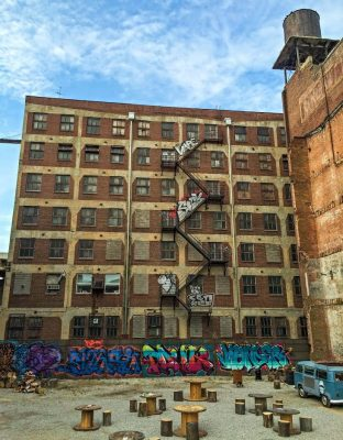 Exploring the Realm of Street Art in the West Bott...