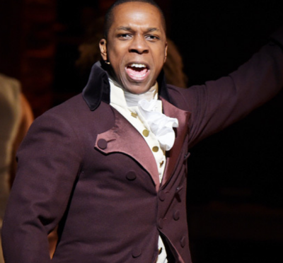 Leslie Odom Jr. with the Kansas City Symphony
