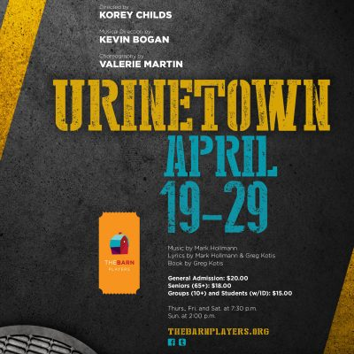 """URINETOWN,"" THE MUSICAL"