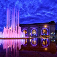 Union Station Kansas City located in Kansas City MO