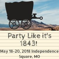 Party Like it's 1843!