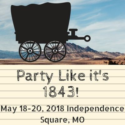 Party Like it's 1843! presented by Jackson County Historical Society at ,