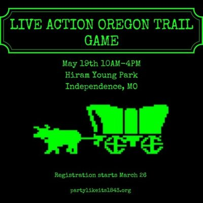 Live Action Oregon Trail presented by Jackson County Historical Society at ,