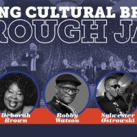 Building Cultural Bridges Through Jazz presented by The Kansas City Jazz Orchestra at The Gem Theater, Kansas City MO