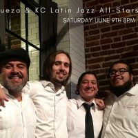 Pablo Sanhueza & KC Latin Jazz All-Stars @ West 18th Street Fashion Show presented by Pablo Sanhueza at ,