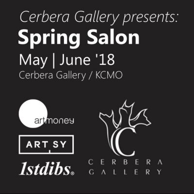 Spring Art Salon | May – June '18
