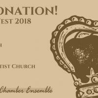ChoralFest 2018: Coronation!