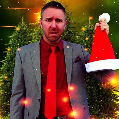 Great & Powerful Tim Saves Christmas