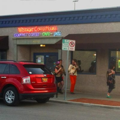 Westport Coffee House located in Kansas City MO