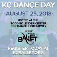"Kansas City Ballet Presents ""KC Dance Day"""