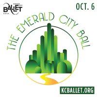"Kansas City Ballet Guild Presents ""The Emerald City Ball"""
