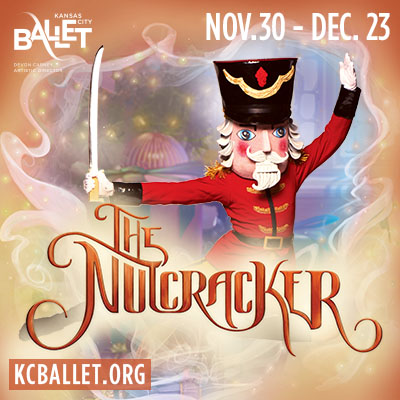 "Kansas City Ballet Presents ""The Nutcracker"""