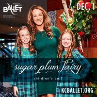 "Kansas City Ballet Guild Presents ""Sugar Plum Fairy Children's Ball"""