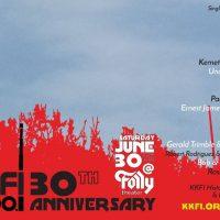!Celebrate 30 Years of Community Radio!