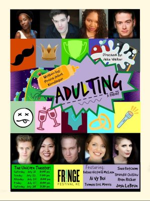 Adulting: A Parody