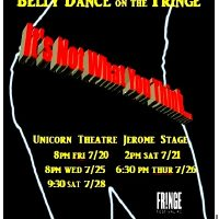 Belly Dance on the Fringe - It's Not What you Think...