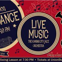 USO Swing Dance