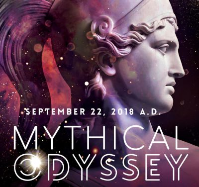 Mythical Odyssey: The 2018 Dinner of Note