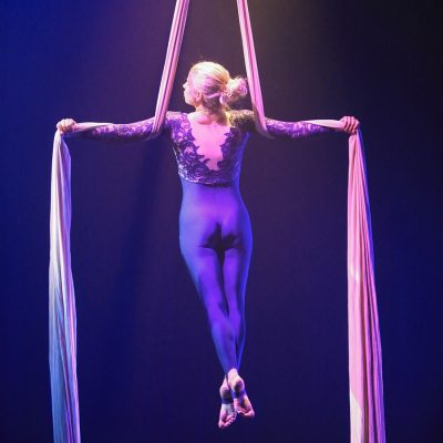 Kansas City Aerial Arts and VidaDance Present: The Greatest Show at Fringe