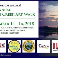 Brush Creek Art Walk 2018