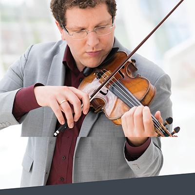 Noah Geller, Violin
