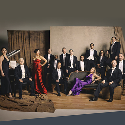 Pink Martini with the Kansas City Symphony