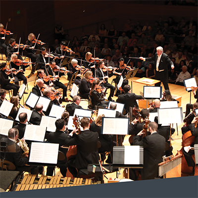 Stern Conducts Mahler's Third presented by Kansas City Symphony at Kauffman Center for the Performing Arts, Kansas City MO