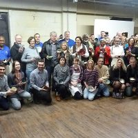 Empty Bowls presented by LeRoy Grubbs at ,