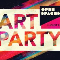 Open Spaces ART PARTY
