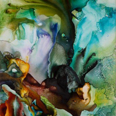 First Friday at ArtsKC - Artist Martin Cail