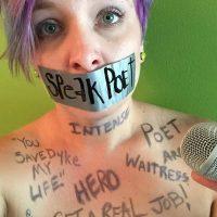 Poet Jen Harris