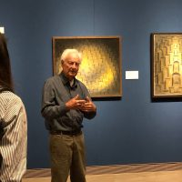 Artist Tour with Wilbur Niewald