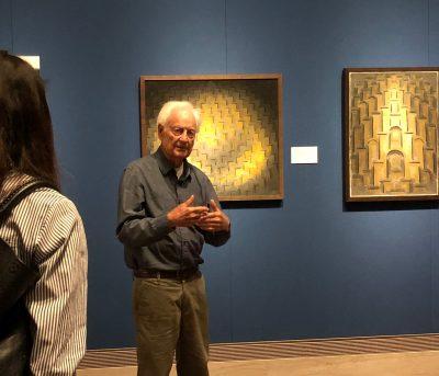 Artist Tour with Wilbur Niewald