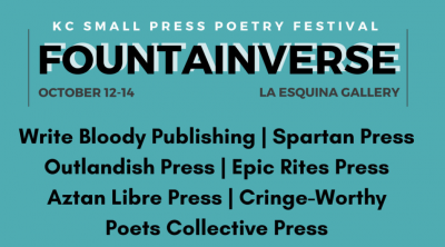Fountainverse: KC Small Press Poetry Fest