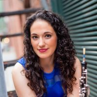 Courtney Miller, oboe