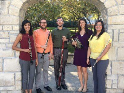 UMKC Graduate Fellowship Woodwind Quintet
