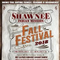 Shawnee Indian Mission Fall Festival