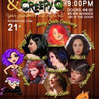 5th Annual Rude Revue and Creepy Q