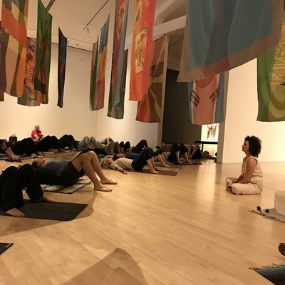 Guided Meditation Series: Inner Panorama presented by Kemper Museum of Contemporary Art at Kemper Museum of Contemporary Art, Kansas City MO