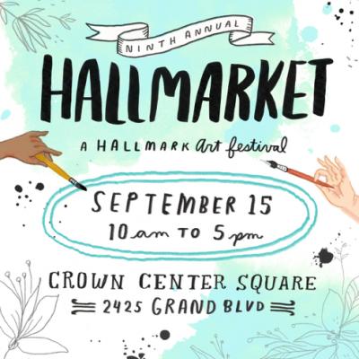 Hallmarket Art Festival