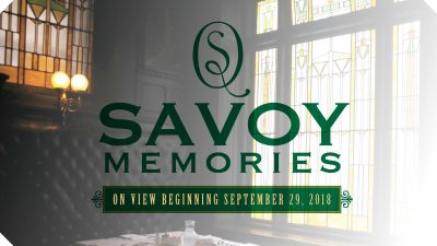 Savoy Memories