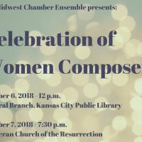 Celebration of Women Composers