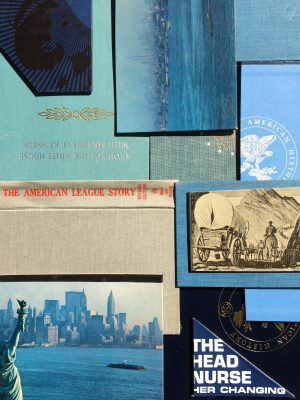 Lost Pages works by Tate Owens - Third Fridays Art...