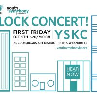 Youth Symphony of Kansas City First Friday Block Concert