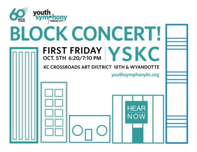 Youth Symphony of Kansas City First Friday Block C...